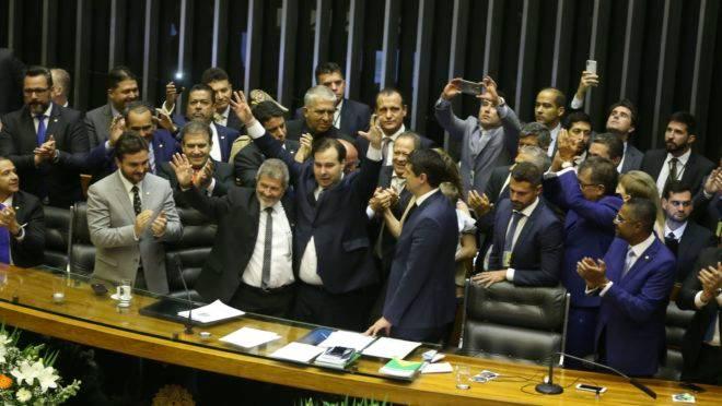 Plenário da Camara dos Deputados
