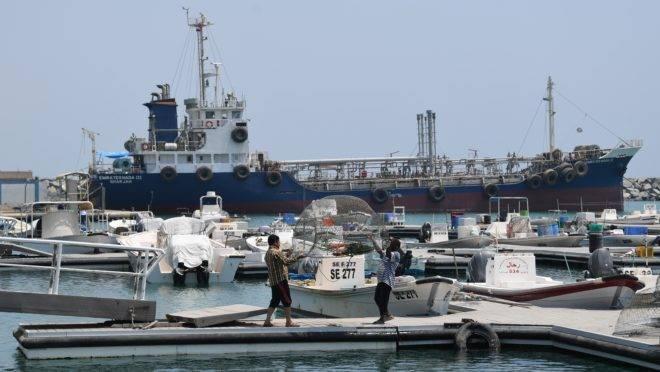 porto de Fujairah