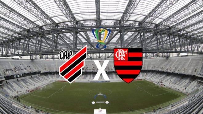 Athletico enfrenta o Flamengo pela Copa do Brasil: saiba tudo sobre o jogo na Arena