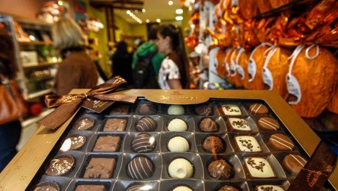 Loja de chocolates da Cacau Show