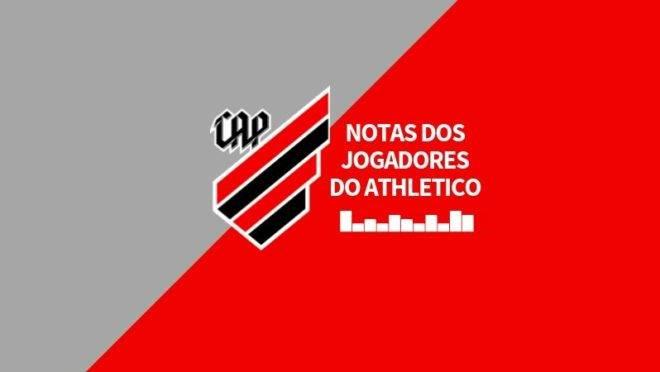 Athletico: notas dos jogadores contra o Flamengo na Copa do Brasil; veja!