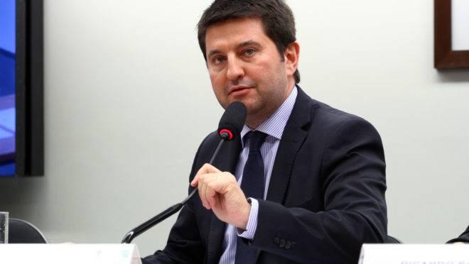 Deputado Jerônimo Goergen (PP-RS), relator da MP da Liberdade Econômica.