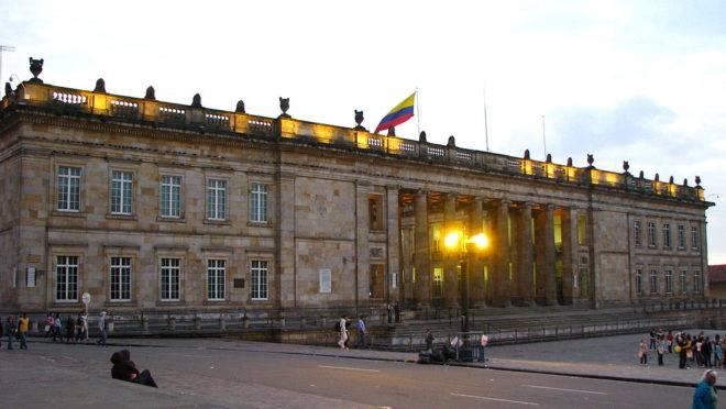Capitólio Nacional da Colômbia