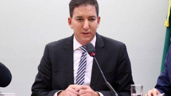 Glenn Greenwald, fundador do The Intercept