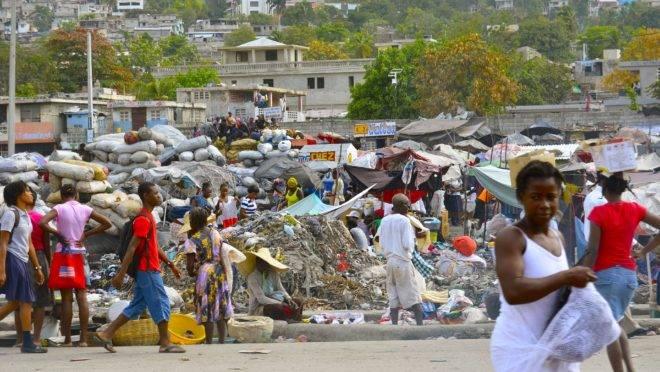 Um dos países mais pobres do mundo, o Haiti cresceu mais do que o Brasil entre 2011 e 2018.