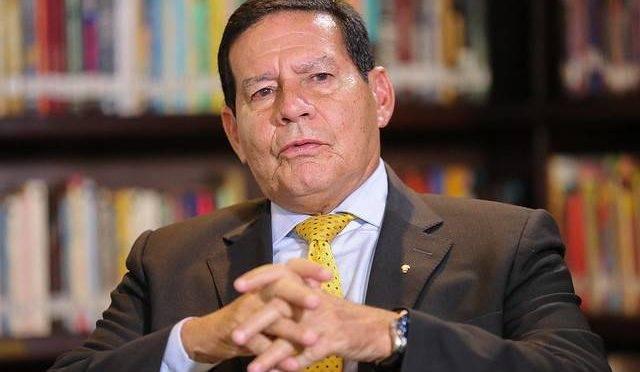 """Mourão disse que reforma será """"boa, não ótima"""""""