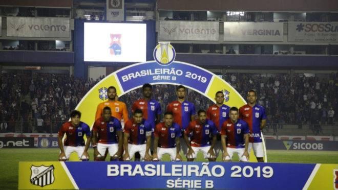 Paraná faz segunda melhor largada na Série B em 2019