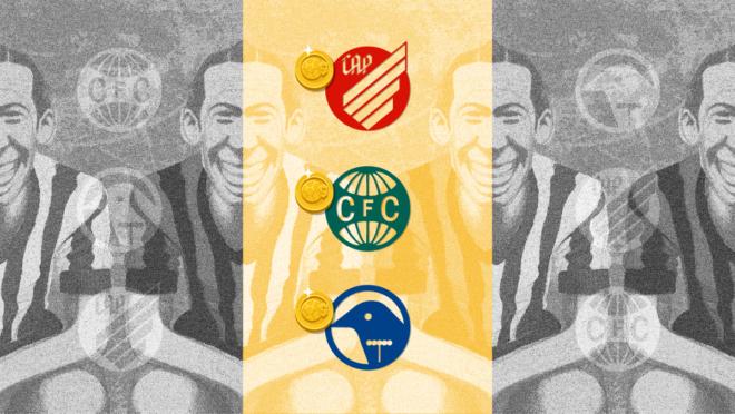 Salários: jogadores mais bem pagos de Athletico, Coritiba e Paraná Clube