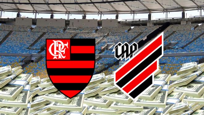 Premiação Copa do Brasil: Flamengo x Athletico disputam milhões por semi