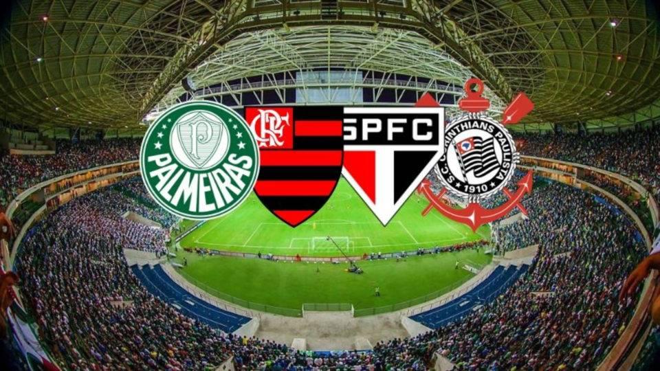 Ranking de receitas 2019: estudo revela faturamento dos clubes brasileiros