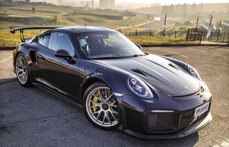 Uma das Porsches foi encomenda na Porsche Center de São Paulo. Crédito: Joy Photography/ Divulgação Porsche