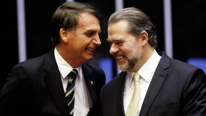 Bolsonaro disse que Executivo e Judiciário são poderes independentes