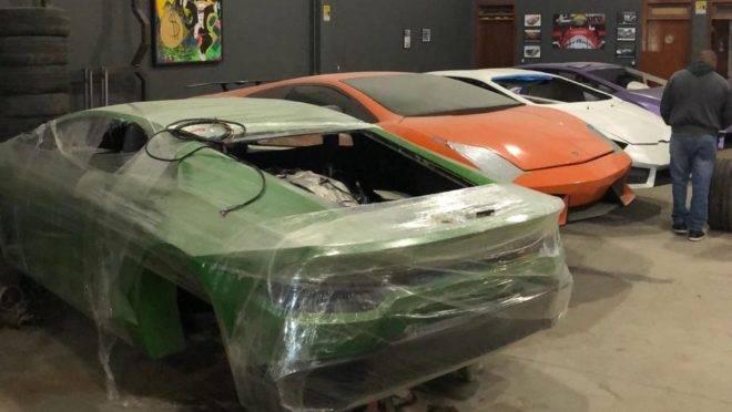 2246ce63f Falsificação de Ferrari e Lamborghini pode ter participação de ...
