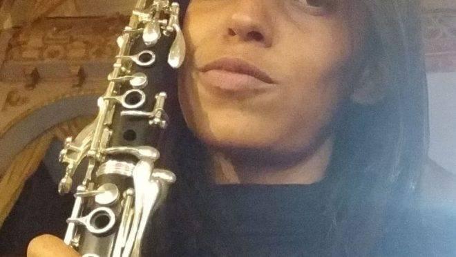 Karen Palacios Pérez, clarinetista que ficou presa por 45 dias na Venezuela