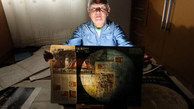 Professor José Manoel Luis da Silva guarda até hoje relatórios do projeto Apollo e não deixa paixão por astronomia de lado até hoje