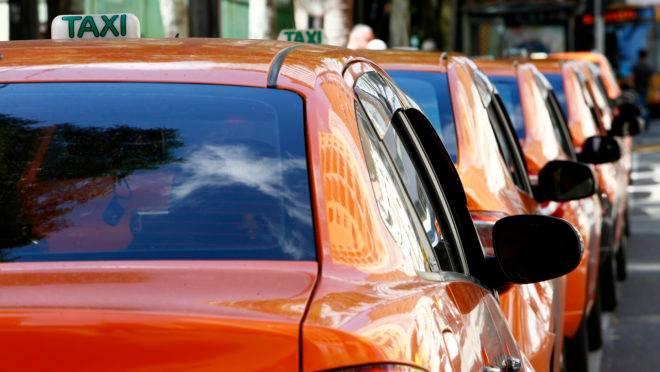 Taxistas de Curitiba