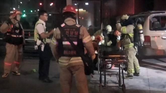 sul-coreano morreu em 19 de julho, após se incendiar em frente à embaixada do Japão em Seul