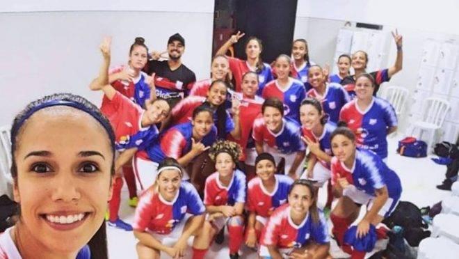 Time feminino de Curitiba faz vaquinha virtual para disputar campeonato