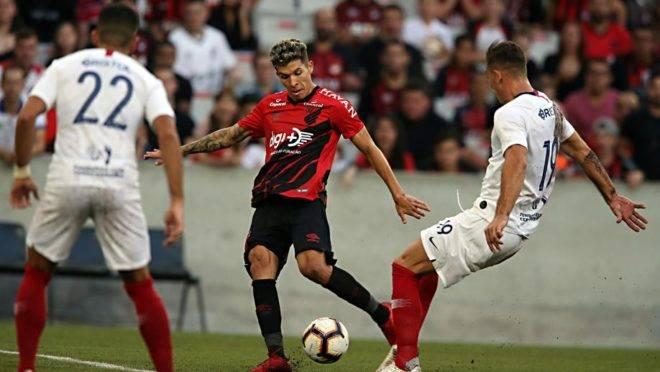 Meia Bruno Nazário é uma das novidades da lista do Athletico para as oitavas da Libertadores 2019