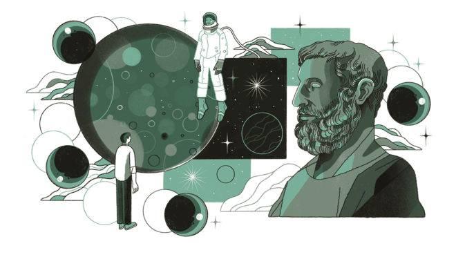 A curiosa história como a Lua deu origem à ciência, que permitiu a conquista… da Lua