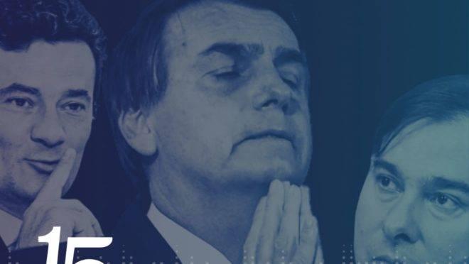 Podcast | Frases polêmicas, lacradoras ou inúteis decifram a política brasileira