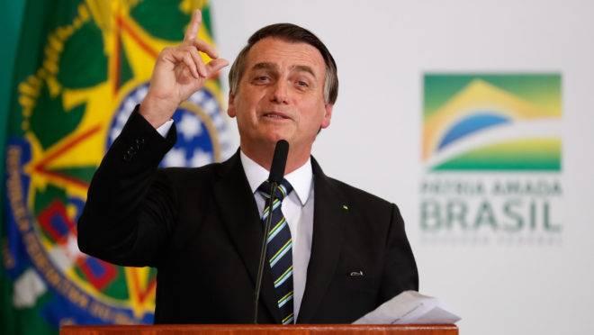 O que os líderes estrangeiros têm falado sobre Jair Bolsonaro?