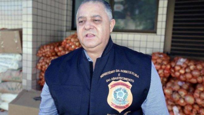 Daniel Gonçalves Filho, ex-superintendente do Mapa no Paraná, delator e condenado no âmbito da Operação Carne Fraca.