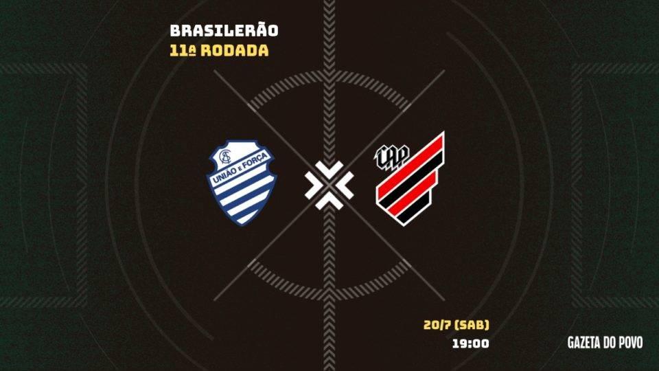Athletico encara o CSA em Alagoas pelo Brasileirão: saiba tudo sobre o jogo