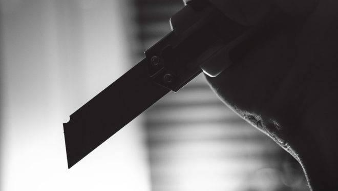 Crime com facas no Reino Unido bate recorde