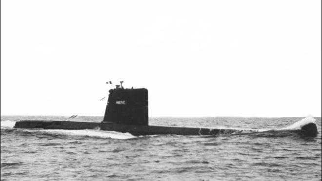 Submarino La Minerve