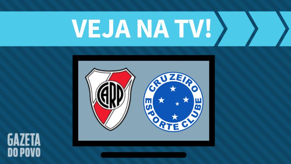 River Plate x Cruzeiro AO VIVO: saiba como assistir ao jogo na TV