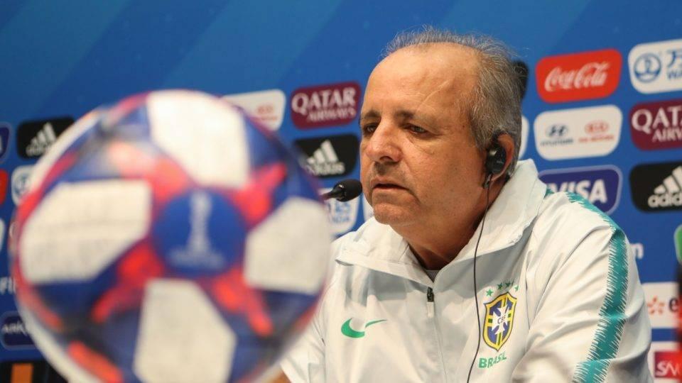Vadão é demitido do comando da seleção feminina de futebol