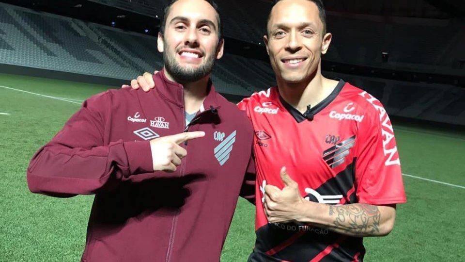 Athletico contrata Adriano, lateral revelado pelo Coritiba, ex-Barcelona