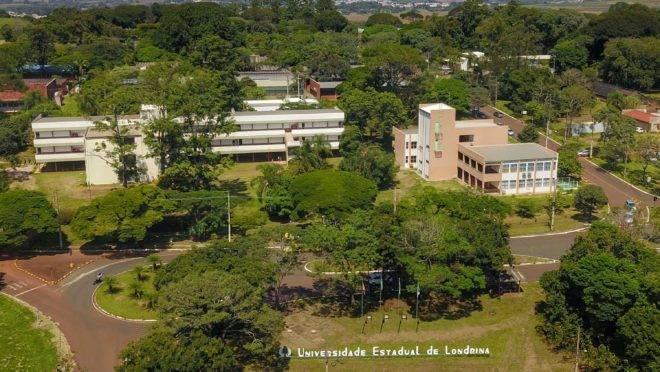 Universidade Estadual de Londrina está com o calendário suspenso