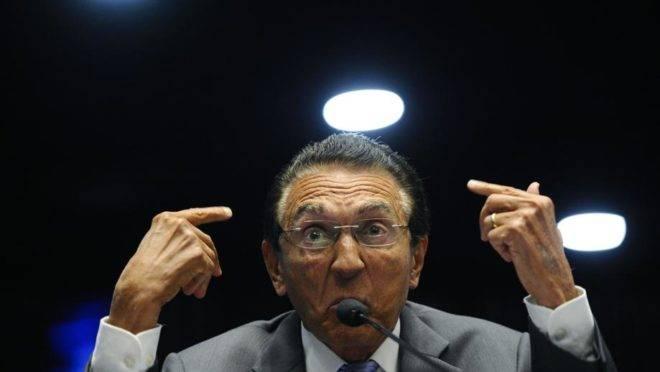 O ex-ministro de Minas e Energia, Edison Lobão