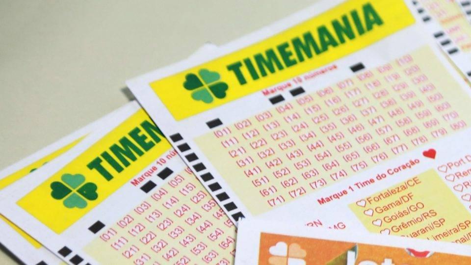 Acumulada há 35 sorteios, Timemania segue sem ganhador e prêmio sobe para R$ 10 milhões