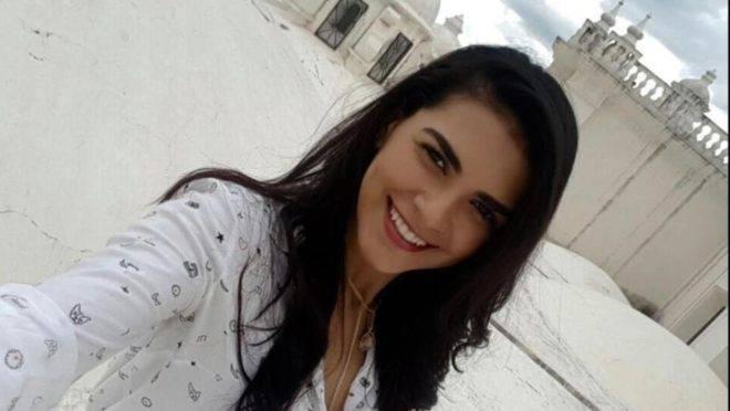 Raynéia Gabrielle Lima, estudante de medicina assassinada na Nicarágua em 23 de julho de 2018