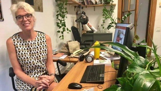 Cristiane Murray é carioca e trabalha na Rádio Vaticano desde 1995.