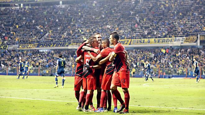 09-05-19 - Boca Juniors x Athletico.
