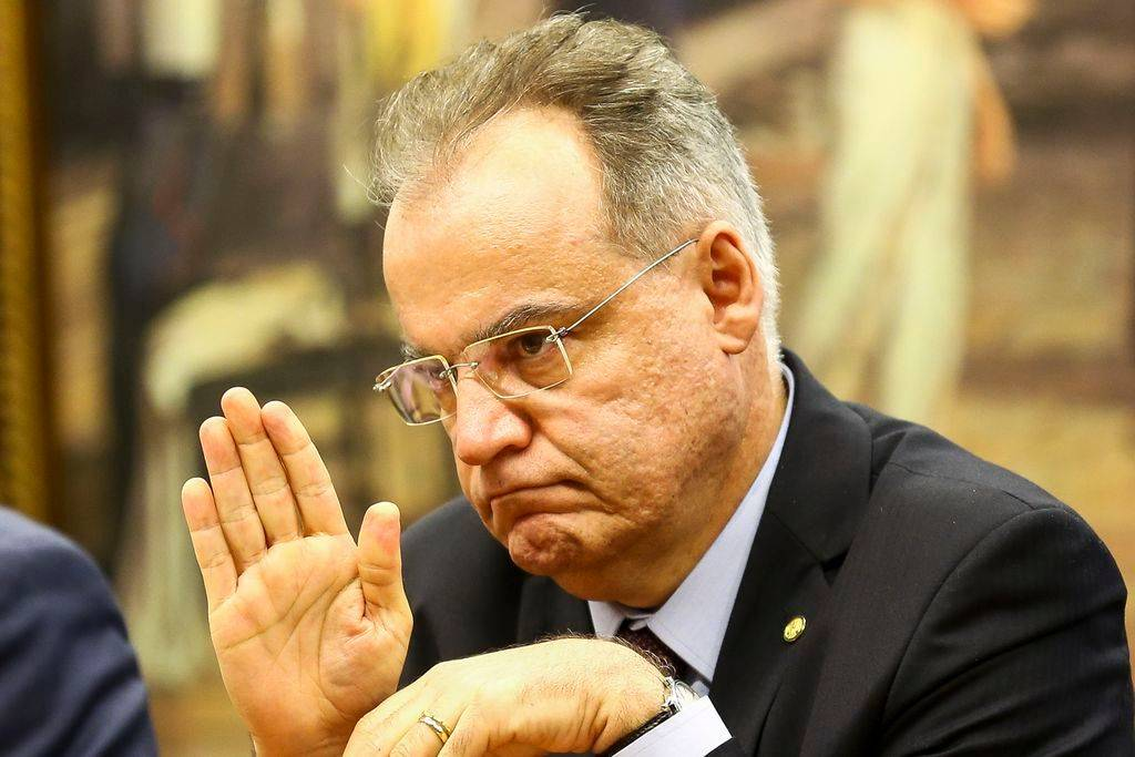 Deputado federal Samuel Moreira (PSDB-SP), relator da Reforma da Previdência.