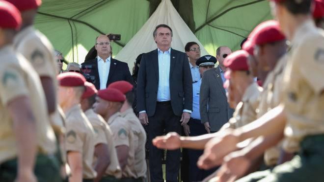 Declaração de Bolsonaro sobre pai de presidente da OAB
