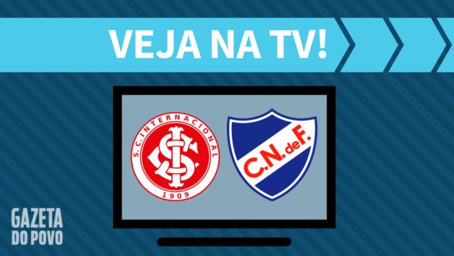 Internacional x Nacional: veja na TV
