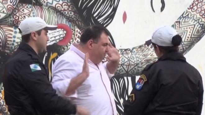 Assessor de Ney Leprevost, Carlos Picheth se envolveu em um acidente de trânsito e foi flagrado com sinais de embriaguez