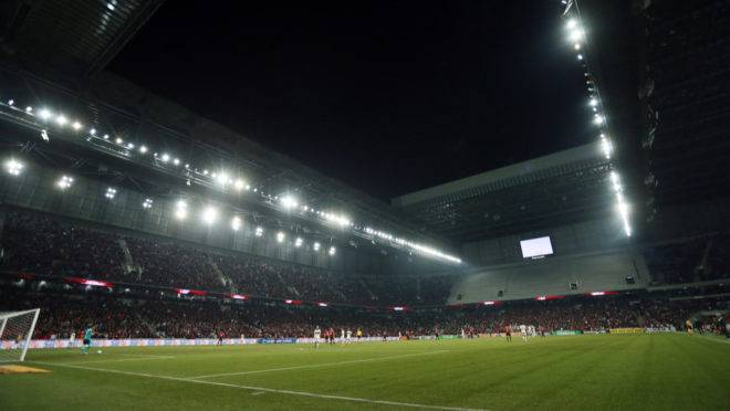 Grêmio terá setor exclusivo para visitantes na Arena da Baixada