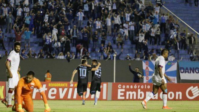 Paraná Clube sofre a segunda derrota seguida na Série B
