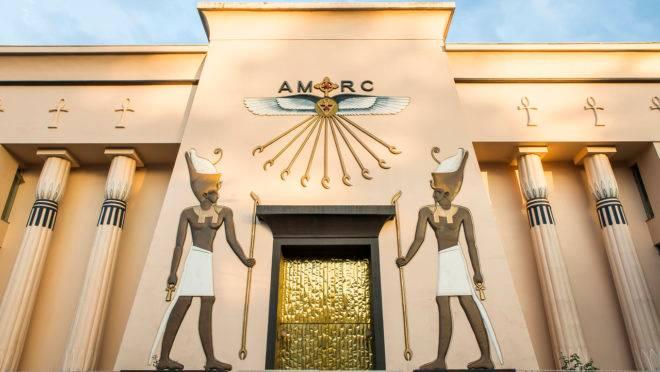 O novo museu vai ficar anexo ao Museu Egípcio Rosacruz.