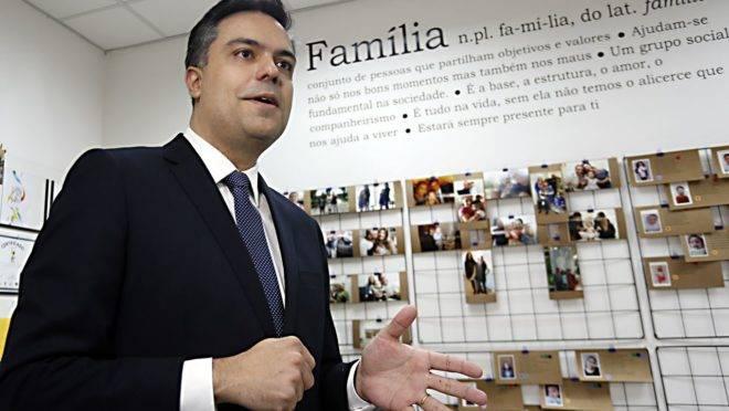 Juiz Fabio Ribeiro Brandão, titular da 1ª Vara da Infância e da Juventude de Curitiba
