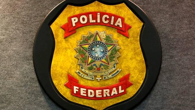 polícia federal pf