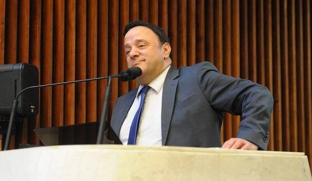 Deputado estadual Hussein Bakri (PSC)