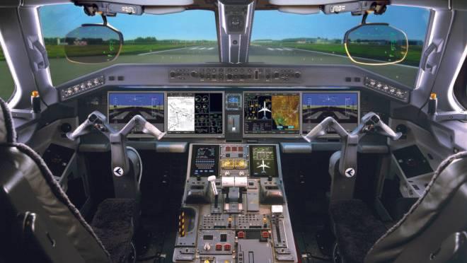 Jato E2, da Embraer